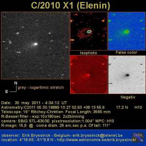 """Elenin: El """"cluster"""" y la hora de la verdad. Desconcierto en la NASA."""