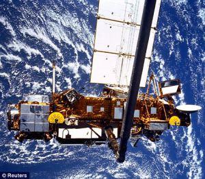 El satélite ROSAT caerá esta semana