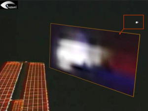 Gran OVNI capturado desde la nave de la ISS – 17 de octubre 2011