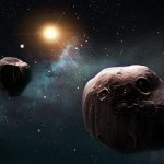 Un nuevo objeto inusual descubierto por el observatorio ISON-NM