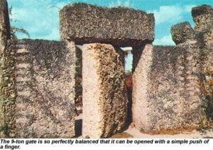 Los secretos de Coral Castle