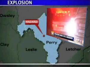 Explosiones Kentucky siguen siendo un misterio – Los testigos vieron bolas de fuego en el cielo – 12 de diciembre 2011