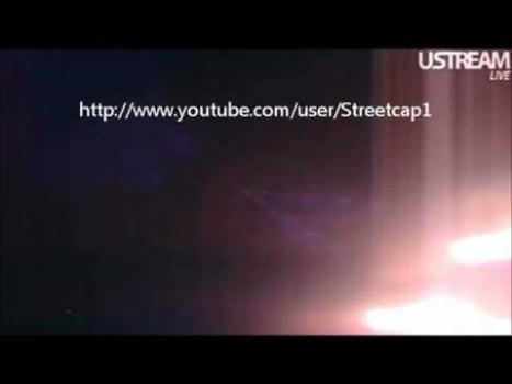 Objetos triangulares y en forma de anillo cerca de la ISS – NASA TV se apaga
