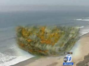 Misterio: Piedras de la playa se prenden en el bolsillo de una Mujer – San Clemente, CA – 16 de mayo de 2012