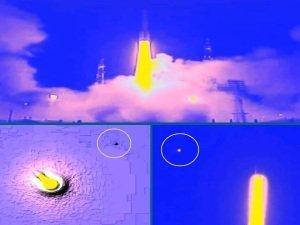 ¿Causaron OVNIs el fallo del Breeze-M Ruso? 2012