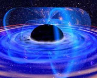 Universo paralelo - agujero negro