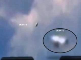 OVNI UFO sobre Denver