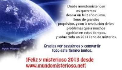 ¡Feliz 2013! 1