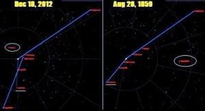 Reloj de alineación planetaria/llamarada X – 17 hasta 18 diciembre 2012
