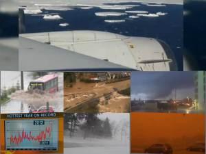 Señales de cambio eventos en las últimas semanas de 2012