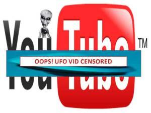 YouTube suprimió más de 13 millones de visitas de vídeos de OVNIs – Enero de 2013