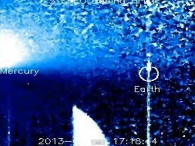 Cometa Pan-STARRS (C/2011 L4) Un cometa visible a simple vista el 12 de marzo y 13 de 2013