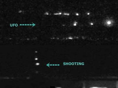 OVNI ataca la Base Naval en Ciudad del Cabo