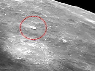Zoom en la Luna y encuentra el disco – abril 2013