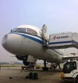 OVNI chocó con avión de pasajeros chino a 26.000 pies – Junio 2013