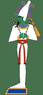 La maldición del Faraón: Estatua antigua en el Museo de Reino Unido gira 180º – 23 de junio 2013