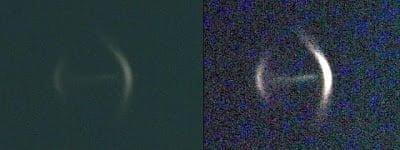 Enorme OVNI con forma de anillo en fotografía de la NASA – 02 de junio 2013