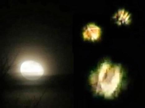 Extraño OVNI en Hertfordshire, Reino Unido