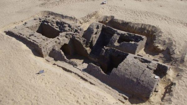 Descubierta una tumba de 3.300 años de edad en Egipto