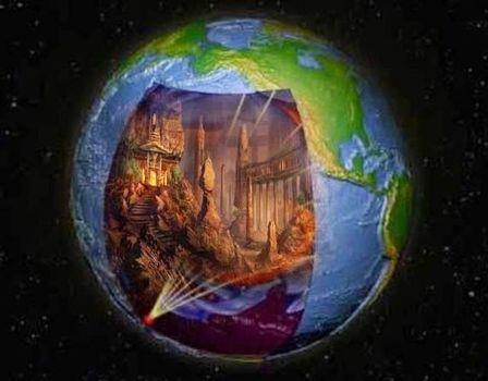 """Científicos de Harvard afirman: """"Antigua Tierra existe dentro de la Tierra"""""""