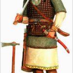 Poderoso héroe guerrero siberiano desenterrado cerca de Omsk por los arqueólogos en un antiguo túmulo funerario