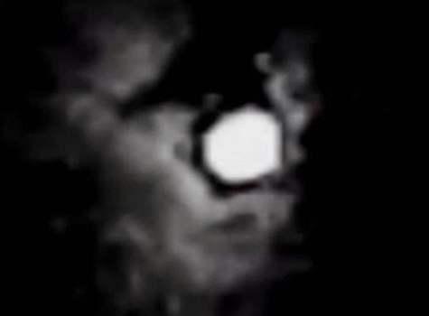 OVNI girando en Newburgh grabado con cámara Skywatch