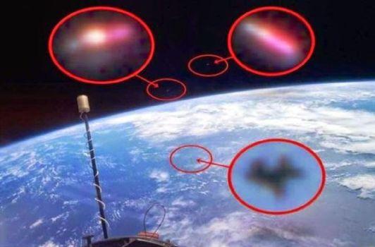 OVNIs observados desde la nave espacial Gemini