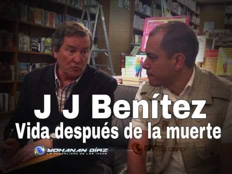 J.J. Benítez: Hay vida después de la muerte