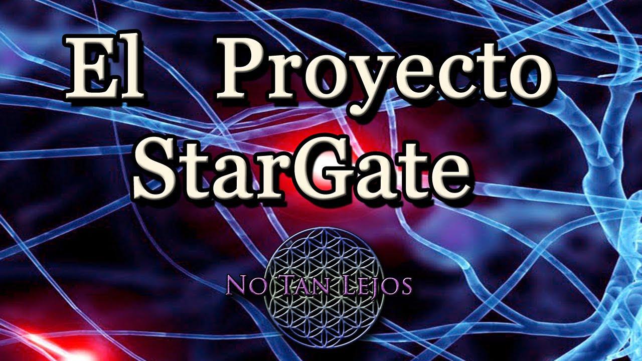 El Proyecto StarGate