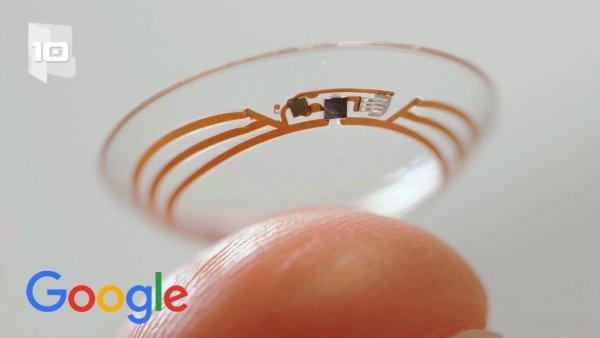 10 Proyectos de Google que cambiarán el mundo