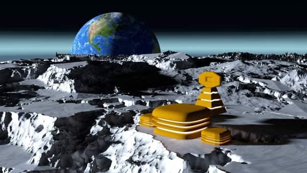 El Hombre que vio una Base Lunar Extraterrestre
