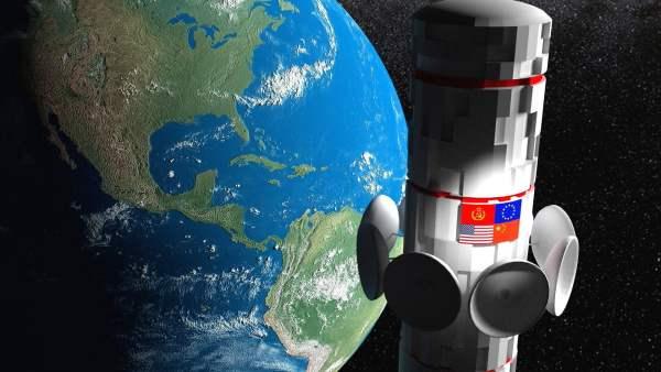 El Programa Espacial Secreto