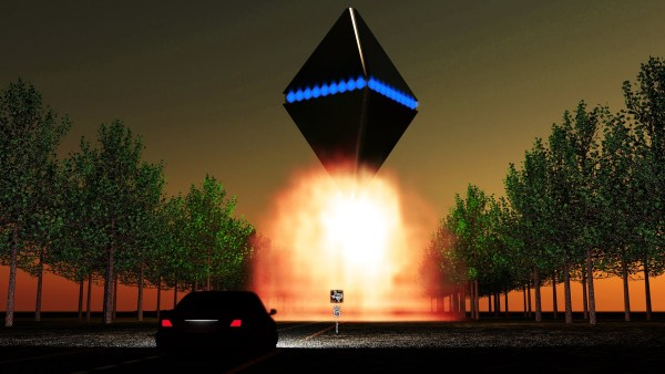 Alucinante Experiencia OVNI en la Carretera