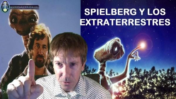 ¿Tuvo Steven Spielberg Contactos Alien En Su Infancia?
