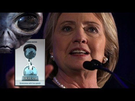 E-mails del Jefe de Campaña de Hillary Clinton Revelan la Existencia de Extraterrestres