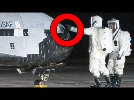 Crece el misterio sobre el proyecto X-37B