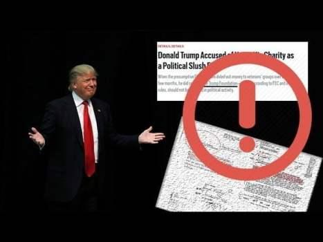 3 Hechos Siniestros que Podrían Quitarle la Presidencia a Donald Trump