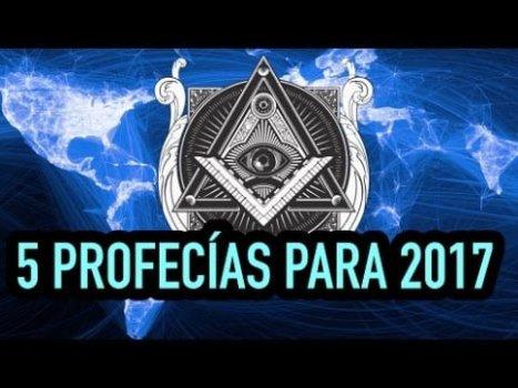 5 profecías para 2017