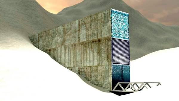 ¿Se están preparando para el Apocalipsis en Svalbard?