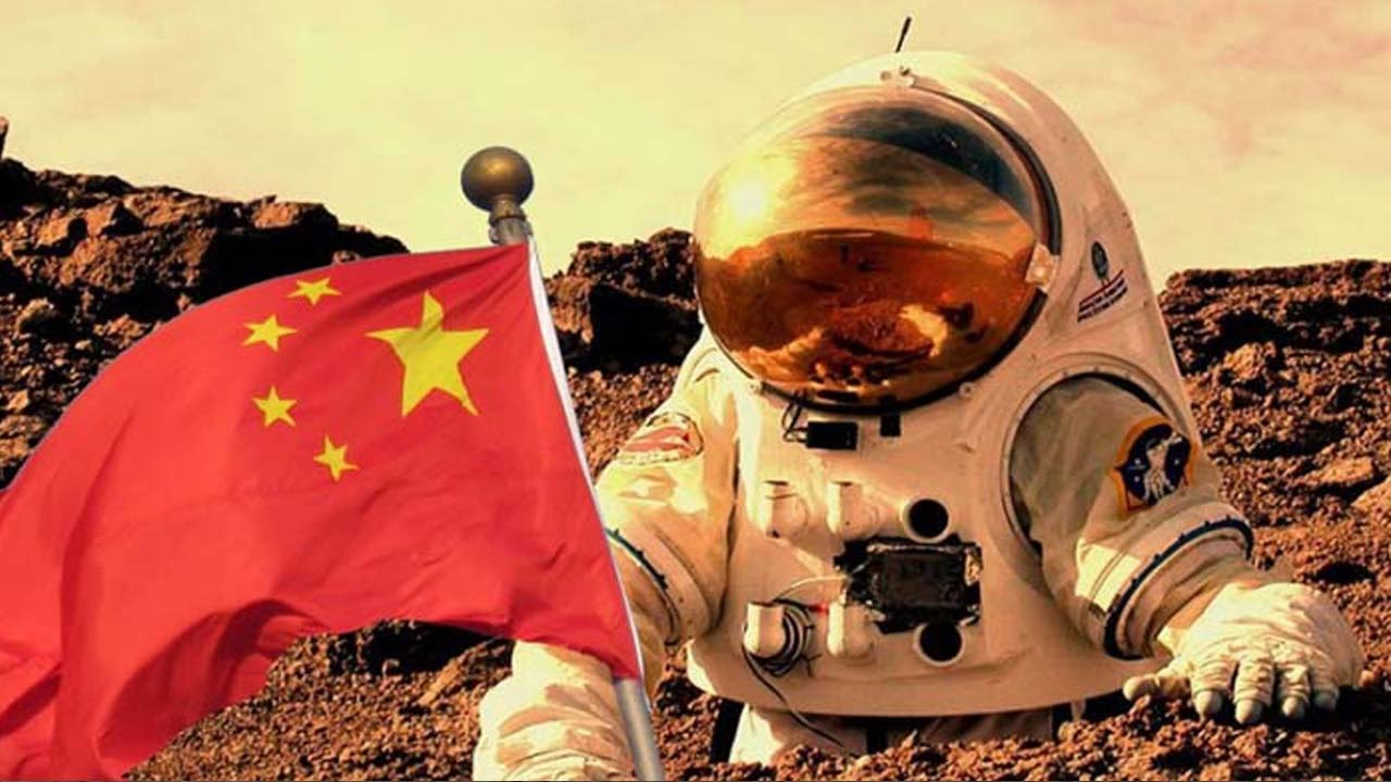 China Revelará el Mayor Secreto de la Luna y Marte en 2017