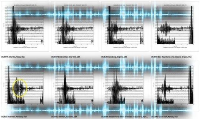 """Misteriosa """"vibración"""" detectada en todo el mundo"""