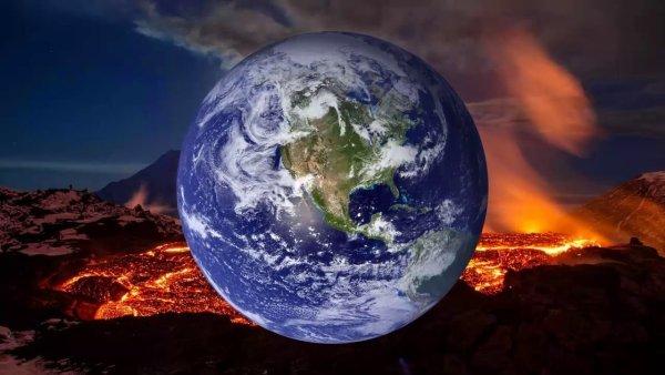 Lago de Carbono Fundido puede destruir el mundo