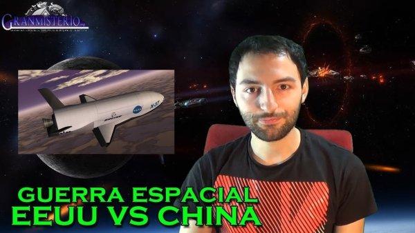 Existe una Guerra en el Espacio contra China