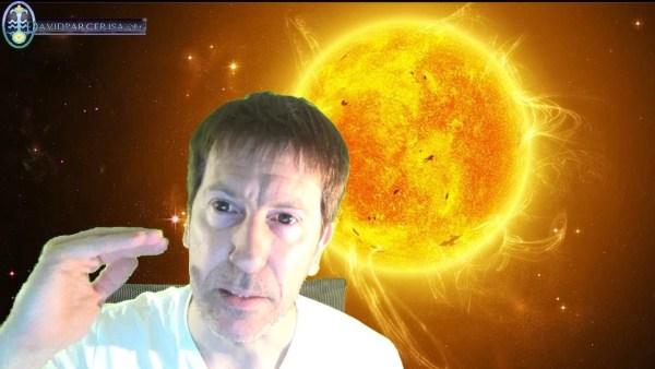 La Gran Tormenta Solar Y Los Cambios Que Vienen