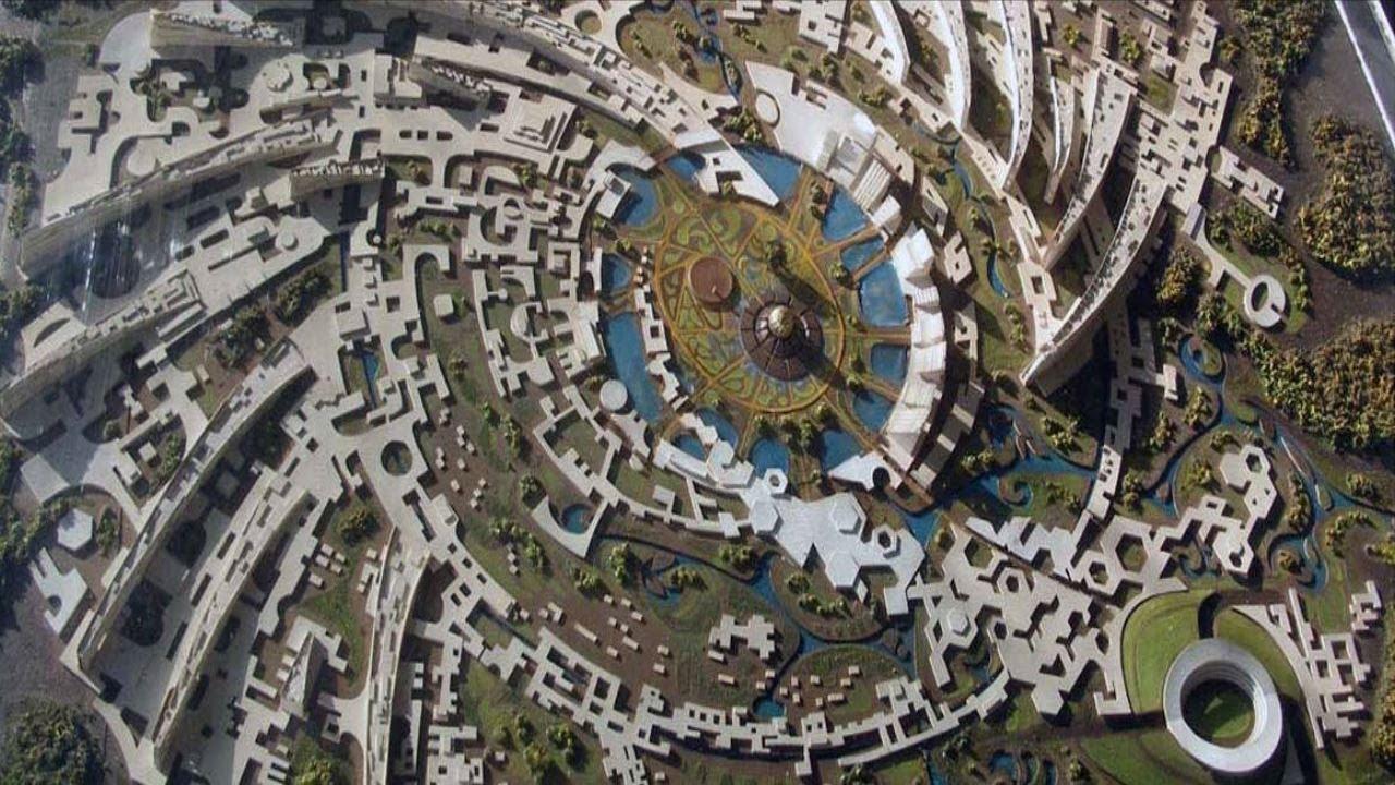 Auroville la Ciudad Donde Puedes Vivir Gratis