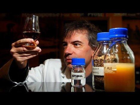 El Coche que Funciona con Whisky Gracias a un Científico