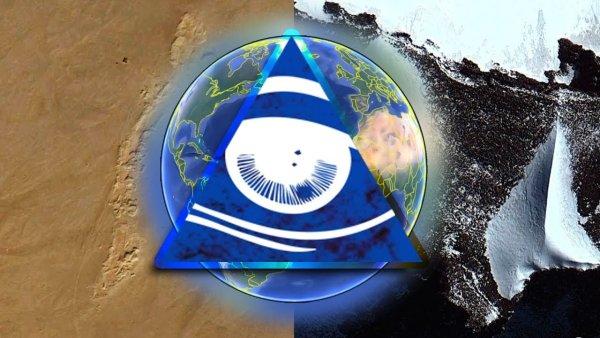 Lugares Misteriosos del Planeta 2017