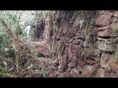 Descubren una «ciudad perdida» del Imperio inca