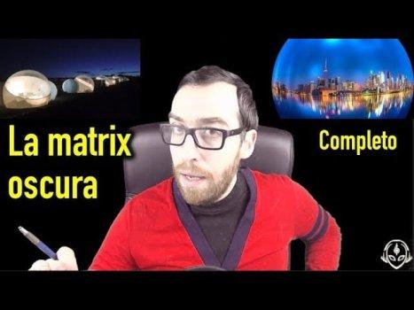 El experimento de la Matrix Oscura