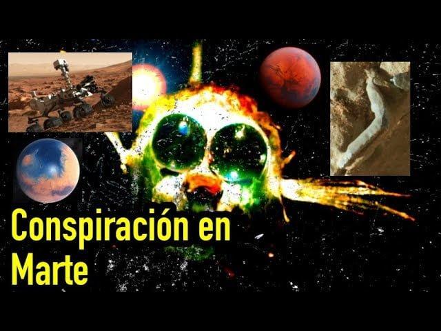 Científico acusa a la NASA de gran conspiración en Marte